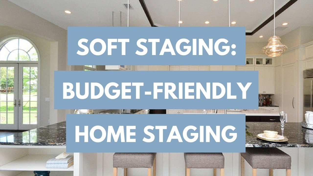 home staging on a budger